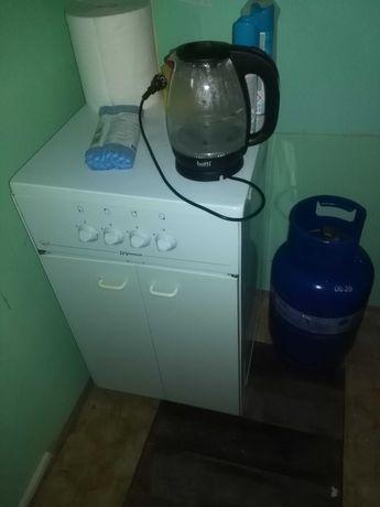 Kuchenka gazowa 4 palniki