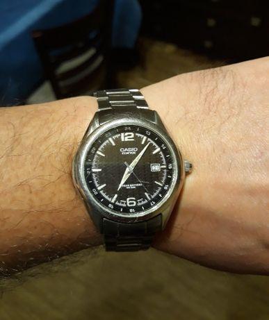Sprzedam zegarek CASIO EDIFICE EF121 W pełni sprawny - Białystok