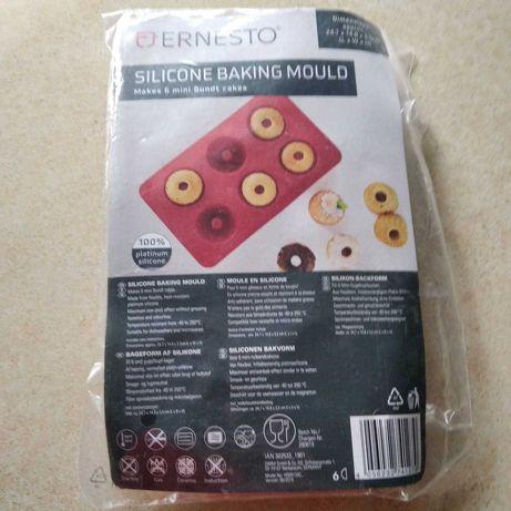 Ernesto силіконова форма для кексів