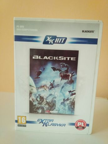 BlackSite: Area 51 PL (PC DVD)