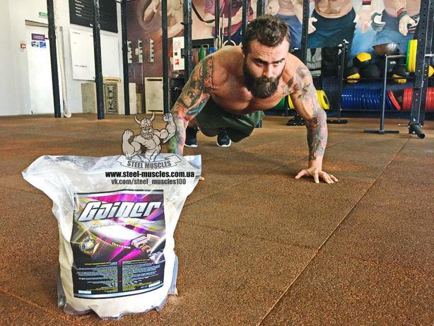 Гейнер (протеин+углеводы) для роста мышц
