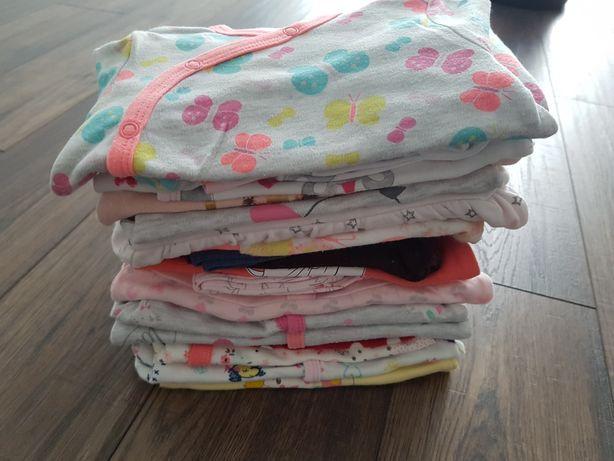 Ubranka dla dziewczynki  56-68