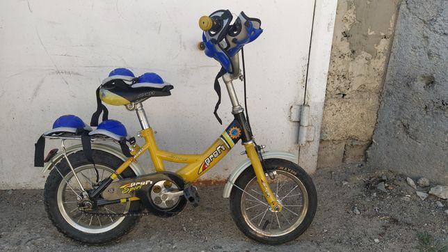 велосипед детский 12 колесо