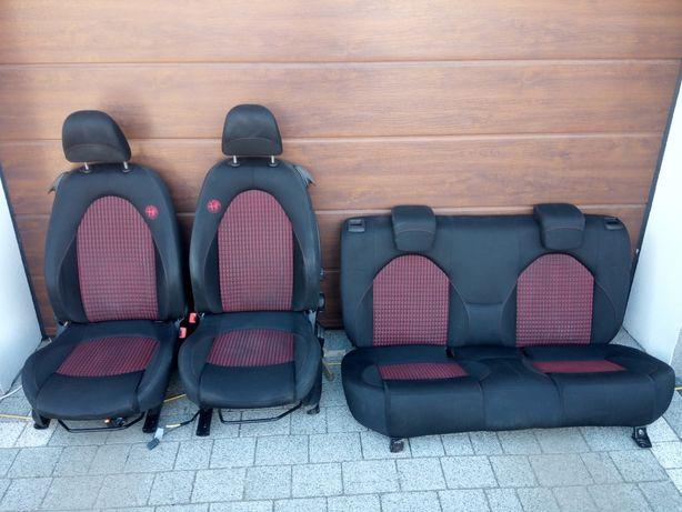 Alfa Romeo MiTo - Fotele przód Kanapa tył komplet Europa