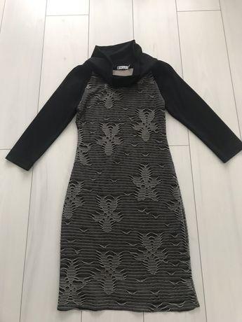 Sukienka De Facto, rozmiar 36, mała czarna:), Święta