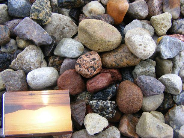 Kamień ozdobny otoczak naturalny 8-16mm,16-32mm
