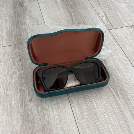 Okulary gucci gg nowe logo sunglasses przeciwsłoneczne damskie