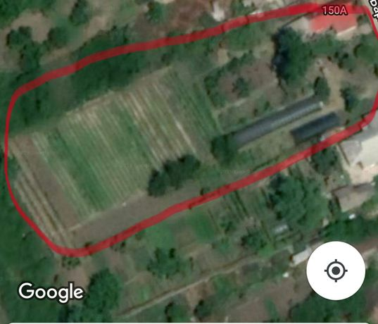 Земельный участок 37соток с домом