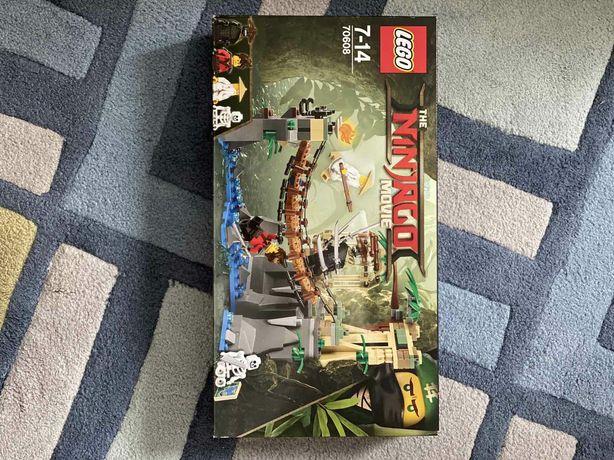 LEGO NINJAGO Битва Гармадона и Мастера Ву