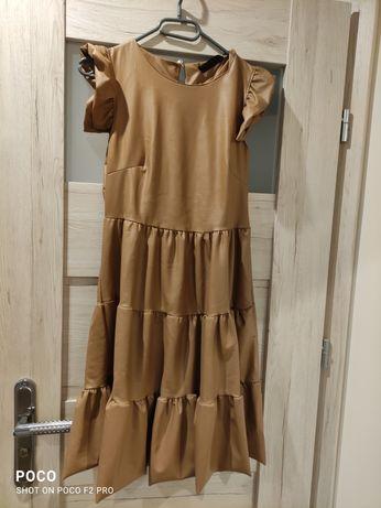 Sukienka skorkowa