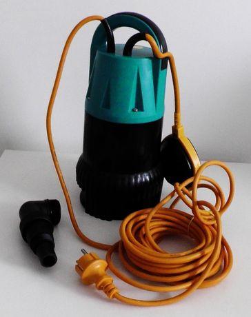 Pompa Zatapialna do wody Brudnej i Czystej moc 450 watt 9000l/h