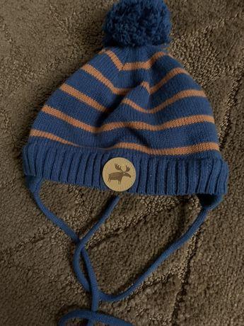 Детская зимняя шапка Cool club