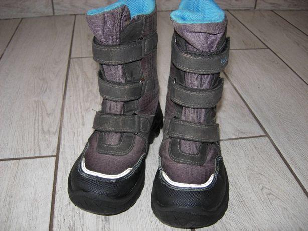 Термосапоги, сапоги, ботинки, Superfit, 30 р-р, 19,5 см стелька