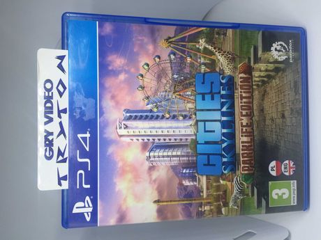 Cities Skylines PS4 PL