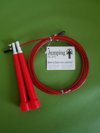 MP SPORT Jump Rope Plastic Handle SKAKANKA