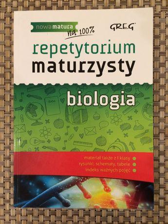 Repetytorium maturzysty Biologia wyd. Greg
