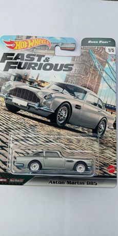 Hot wheels Aston Martin DB5