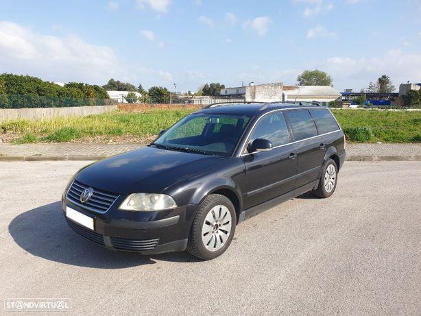 VW Passat Variant 1.9 TDi Confortline 6V