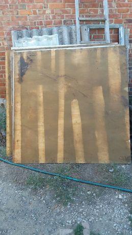 Фанера б/у.10мм153×153.