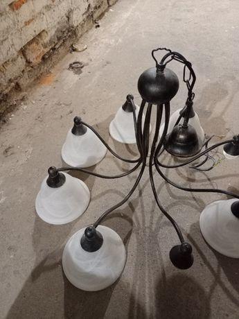 Lampa wisząca pokojowa