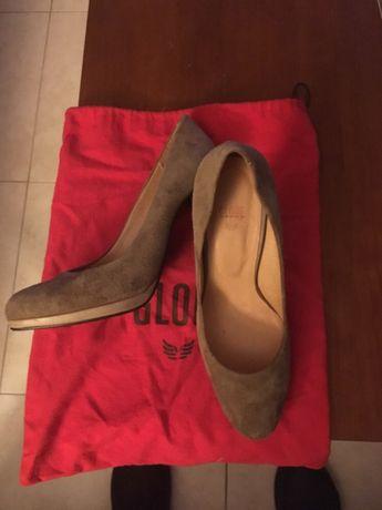 Sapatos Globe N41 Novos