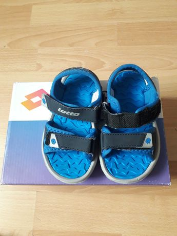 Sandalki LOTTO Nowe+gratis