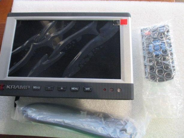 Kamera cofania Kramp multi system 92 ° nie używana