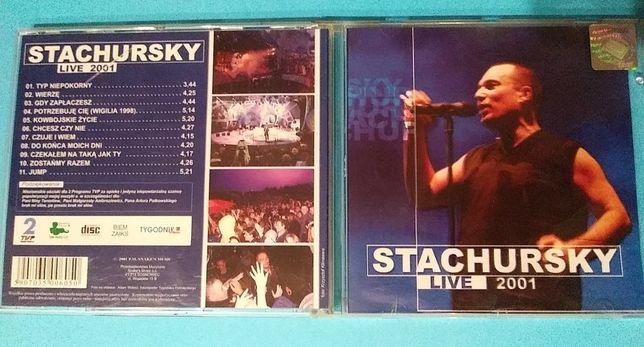 Snake's Music - Stachursky – Live 2001 , CD 2001