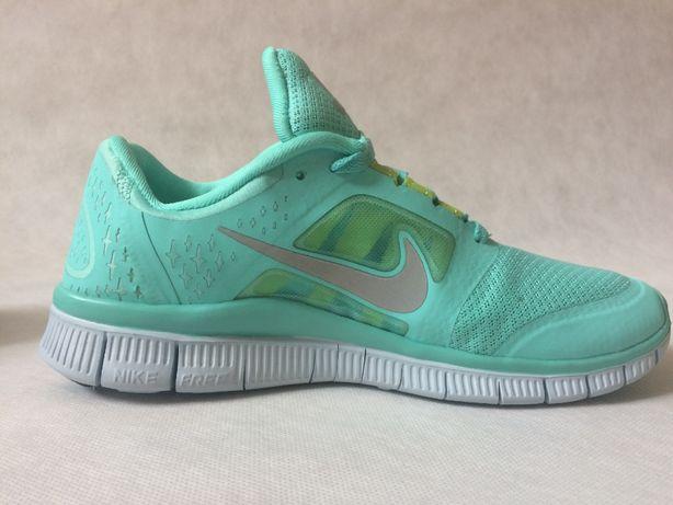 Nike Free Run 5.0 Damskie Rozmiar 40 Miętowe Wysyłka Pobranie 24H Hit!
