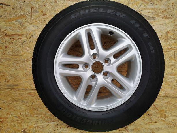 Koło Zapasowe Toyota Rav4 Alufelga 215/70/16 5x114,3 nowe