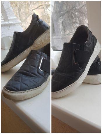 Химчистка обуви, сумок и пр...