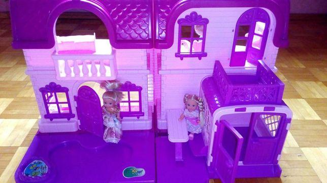 Domek dla lalek simba dla dziecka
