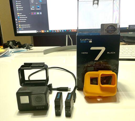 GoPro HERO 7 black экшн камера
