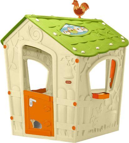 Domek ogrodowy KETER dla dzieci MAGIC PLAYHOUSE