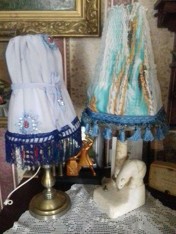 Лампа из натурального камня и бронзыСССР сред. 20 го века и др. в обьв