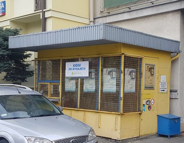 Kiosk do wynajęcia - Rzeszów, Lisa Kuli 19