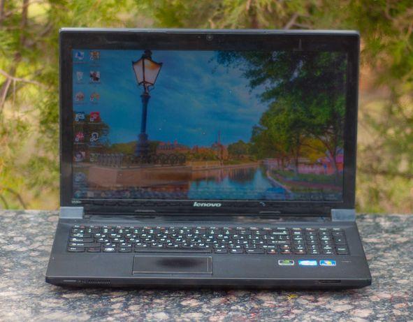 Мощный Классный Игровой Ноутбук Lenovo V580c Core i3 6GB 500GB