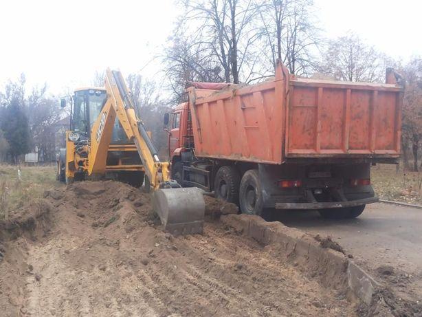 Вывоз строительного мусора, расчистка участка