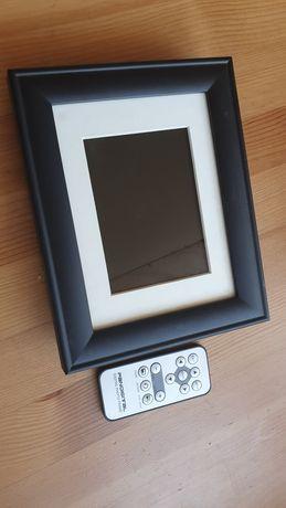 Elektroniczna ramka do zdjęć  z pilotem