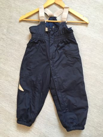 Акция, цена до Сентября. Комбинезон штаны зимние Reima 86-92