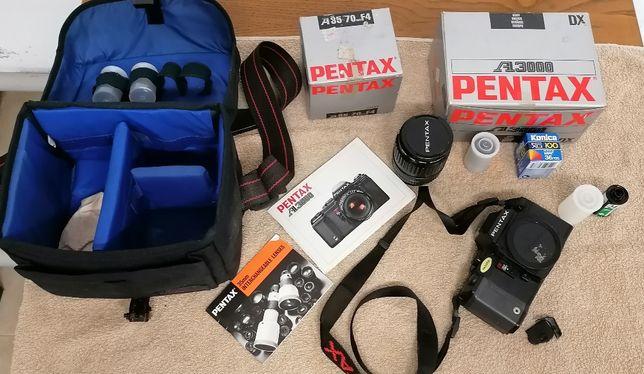 Maquina fotos Pentax A 3000