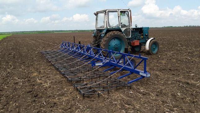 СЗБ-8 Сцепка, 8 метров для тракторов ЮМЗ и МТЗ