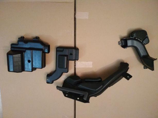 Продам резонатор воздуха и патрубки воздуховода новые в оригинале на N