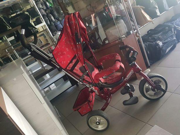 Трёхколёсный велосипед -коляска