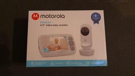 Motorola monitor de bebê selado