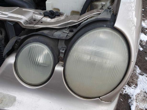 Lampy Mercedes w210