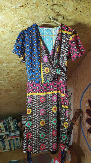Hippie sukienka Reserved