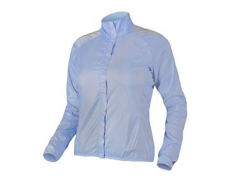 Endura kurtka damska Pakajak niebieska r. L (z pokrowcem), 338710