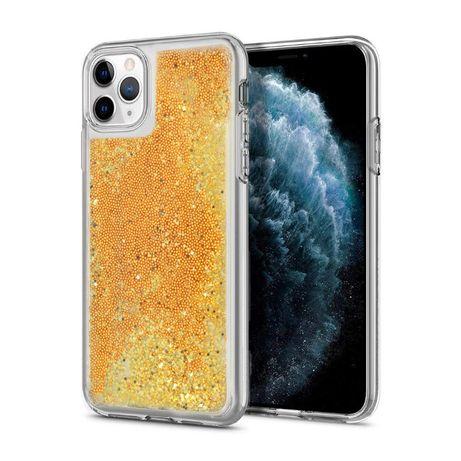 Liquid Case - Sam G960 Galaxy S9 Złoty