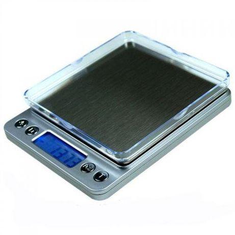 Весы ювелирные электронные Domotec UKC 3000gr/0.1gr BIG точные